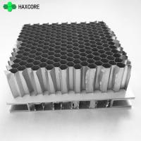 China Iso Certificated Light Weight Aluminum Honeycomb Core For Door Filling on sale