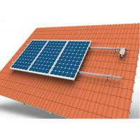 Buy cheap Adjustable Tile Solar Panel Roof Mounting Systems With 10 Years Warranty from wholesalers
