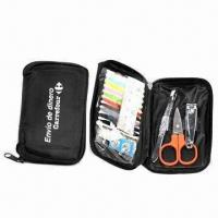 Cheap Sewing set, measures 10x6.5x1.5cm for sale