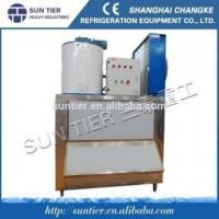 Cheap fountain fireworks industrial ice maker automatic monitor cube ice machine for sale