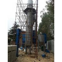 Cheap Natural gas perlite expansion furnace with pulse bag filter dust collector for sale