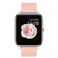 Cheap 42mm Silicone Strap Nordic 52832 Ladies Bluetooth Smart Watch for sale