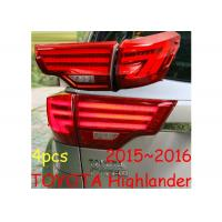 Cheap LED Rear Tail Light Sets Assembly Fit for Toyota HighLander 2015-17 high quality & durable waterproof for sale