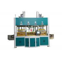 China Compostable Bamboo Fiber Molded Pulp Equipment 220 V - 450 V on sale