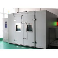Cheap Size Customized Walk In Temperature Humidity Chamber For Production Testing for sale