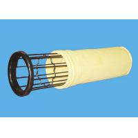Cheap Industrial Dust Collector Bag Filter Cage Zinc Plated Rib Filter Cage for sale
