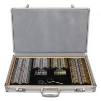 Easy Carry On Optometry Trial Lens Set 158 PCS Accurate Optical Lens GLJ8158