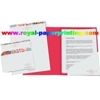 Cheap A4 colorful paper file folder /presentation file folder printing for sale