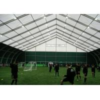 Cheap Large Outdoor Tennis Sport Court Tent Multi Functional Special Shape wholesale