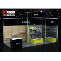 Cheap Bicycle Portable Trade Show Displays Recyclable Saltwalls Easy Hanging Products for sale