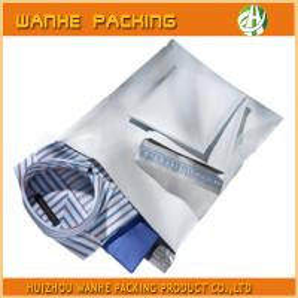 Pressure seal ups envelope mail bag for UPS plastic parcel packing