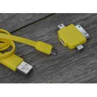 Cheap Fast Charging HTC Micro Usb Cable / Dock Connector USB 2.0 To Micro Usb Cable for sale