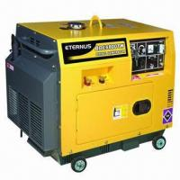 Cheap Diesel Welding Generator with 2.5kVA Rated Output Power for sale