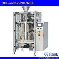 China liquid vertical packing machine with ten heads linear weigher on sale