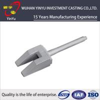 Quality OEM Precision Investment Services Cast Metal Parts With Silica Sol Casting Process wholesale
