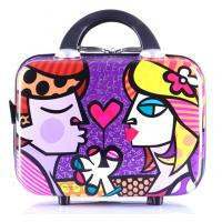 Cheap Travel, fashion, personality Britto Beauty Case Small Cosmetic Case for sale