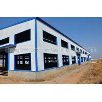 Cheap Prefab Steel Workshop Steel Buildings Q235 C Channel Or Z Channel wholesale