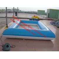 Cheap jacuzzi swimming pool outdoor rubber swimming pool folding swimming pool for sale