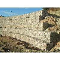 Cheap Construction Wire Gabion Basket Stone For Retaining Wall Construction for sale