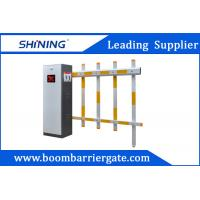 6 Meters Fence Arm Intelligent AutomaticBoom Barrier GateWith CE Approval