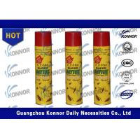 Cheap Environmentally Friendly Bug Spray , Fly Repellent Cockroach Insecticide Spray wholesale
