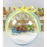 Cheap Christmas tree decor beautiful ball for sale