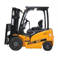 Cheap Electric 2.5T Battery Forklift Truck AC Motor For Driving / DC Motor For Lifting for sale