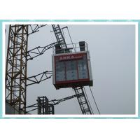 Cheap Rack And Pinion Construction Material Hoist Lifting Equipment for sale