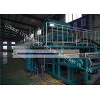 Cheap High Automation Waste Paper Egg Crate Making Machine For Farm Easily Learned for sale