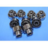 Cheap High Pressure  Tungsten Carbide Nozzle / Environmentally Cylindrical Nozzle Core for sale