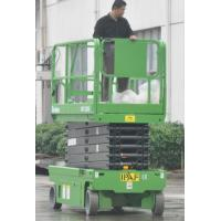 Cheap Hydraulic Motor Drive Self Propelled Cherry Picker Electric Scissor Lift Access Platform for Aerial Work for sale