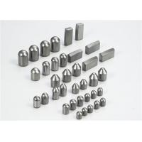 Cheap Medium Particle Tungsten Carbide Mining Bits For Rock High Material Strength for sale