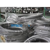 Cheap Cold Rolled TP 347 / 347H 9.53mm Coiled Stainless Tube Seamless Stainless Steel Pipe for sale