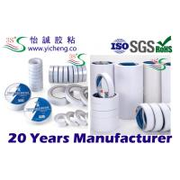 China Easy tear paper super sticky Double sided tissue tape , office 2 sided tapes on sale