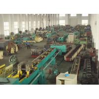 Cheap ISO Approval 2 Roll Mill / Rolling Mill Machine 30 - 108 mm OD For Copper Rod for sale
