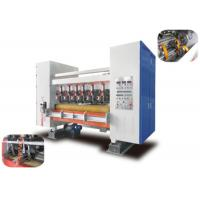 Cheap Computerized Corrugated Carton Making MachineNC Model High Efficiency for sale