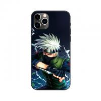 Cheap Custom Lenticular Flip Naruto Phone Case With Anime Images for sale
