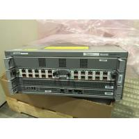 Cheap ASR1004 Chassis Router Cisco Second Hand , Cisco Network Router 8 SPA Slots 1 ESP Slot for sale