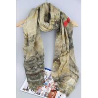 China Coffee Shawl Viscose Scarves Buying Agents Chinese Sourcing Agents on sale