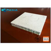 Cheap Fracture Resistant Honeycomb Granite Panels , Lightweight Structural Panels for sale