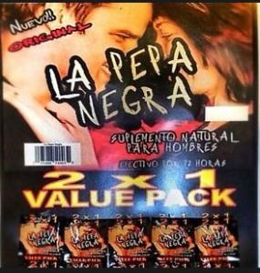 Cheap La Pepa Negra Male Enhancement Pills For Men , Male Enlargement Products wholesale