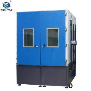 Cheap Ip1x~ Ip6x  Sand Dust Test Chamber Room IEC60529 Standard / Lab Environmental Simulation Equipment for sale