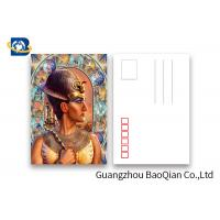 Cheap Egypt Images 6 x 9 Inch 3D Lenticular Postcards For Souvenirs & Gifts for sale