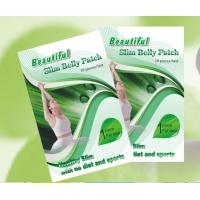 Cheap Original Herbal ABC Trim Fast Slimming Capsule Weight Loss Beautiful Slim Belly Patch for sale
