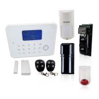 Home Intrusion Alarm System Operated GSM PSTN For Outdoor Protection