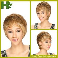 Cheap Natural Looking Synthetic Wigs for sale