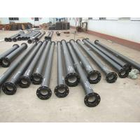Cheap 3 Inch EN545 Cement Lined Ductile Iron Pipe ISO 1083 for Water Supply Pipeline for sale