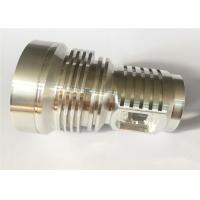Quality LED Flashlight Machined Metal Parts Professional Aluminum Material High Performance wholesale