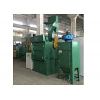 China Pulse - Jet Dust Collector Shot Blasting Equipment, Alloy Wheel Shot Blasting Machine For Removing Rust on sale