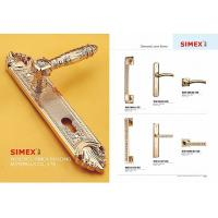 Cheap SIMEX Diamond Zinc Alloy Split Locks with MAB,MCF,MAC,SN/CP,KG,SN,SS,CP finish for sale